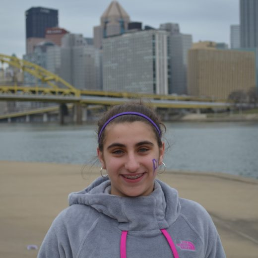 Anna Lindner in Pittsburgh