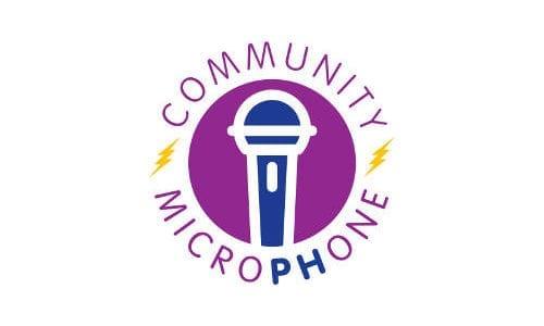 Community MicroPHone program logo