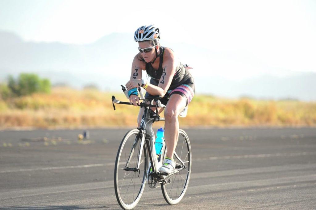 Amanda Budzowski Race Report-Bike