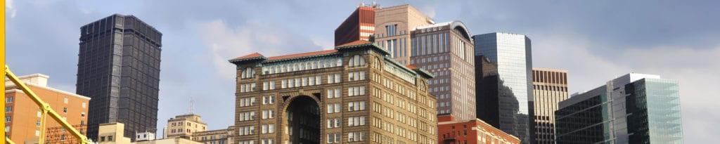 Pittsburgh Cityscape by Joy Fera
