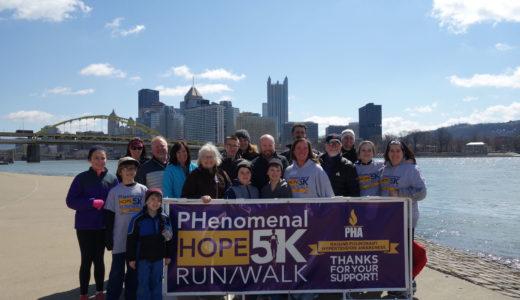 2015 PHenomenal Hope 5k Pittsburgh