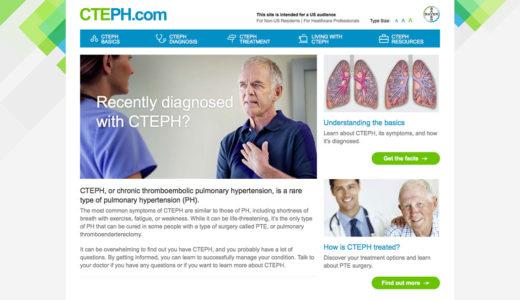 Bayer Haelthcare - CTEPH