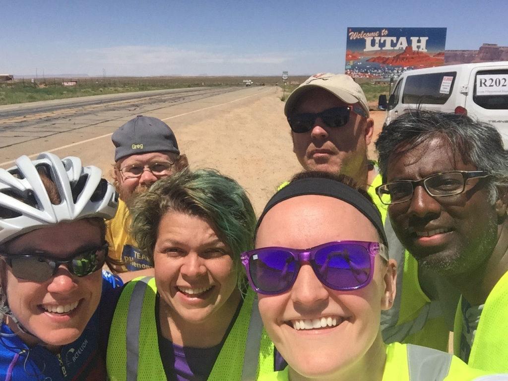 RAW 2015 Monument Valley selfie