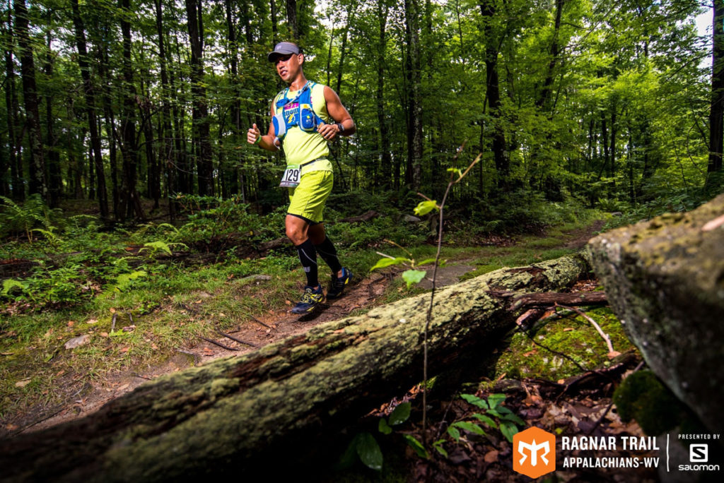 Christian Gabarda in the Ragnar 2016
