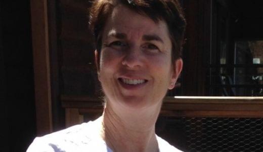 Ramona Doyle smiling