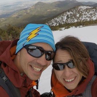 2017 Pikes Peak - James and Jessica