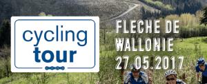 2017 Flèche de Wallonie logo