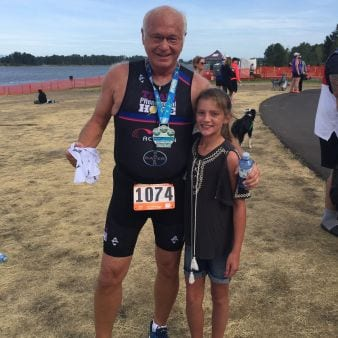 Columbia River Sprint Triathlon